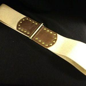 Linea Pelle women's belt
